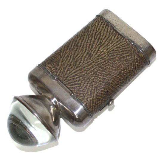 Madaw (British) Coat Pocket Light with Amped Bullseye & Lizard Skin Cover.jpg