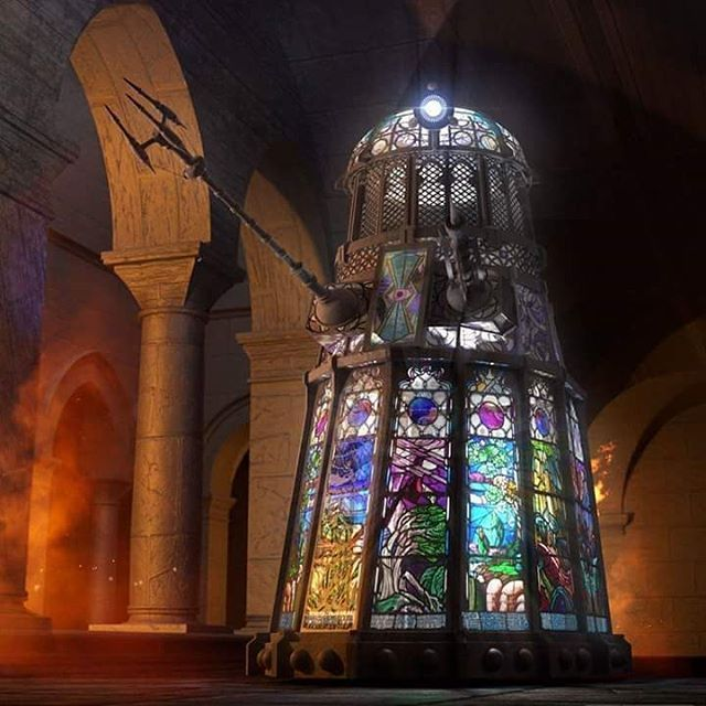 stained glass Dalek.jpg