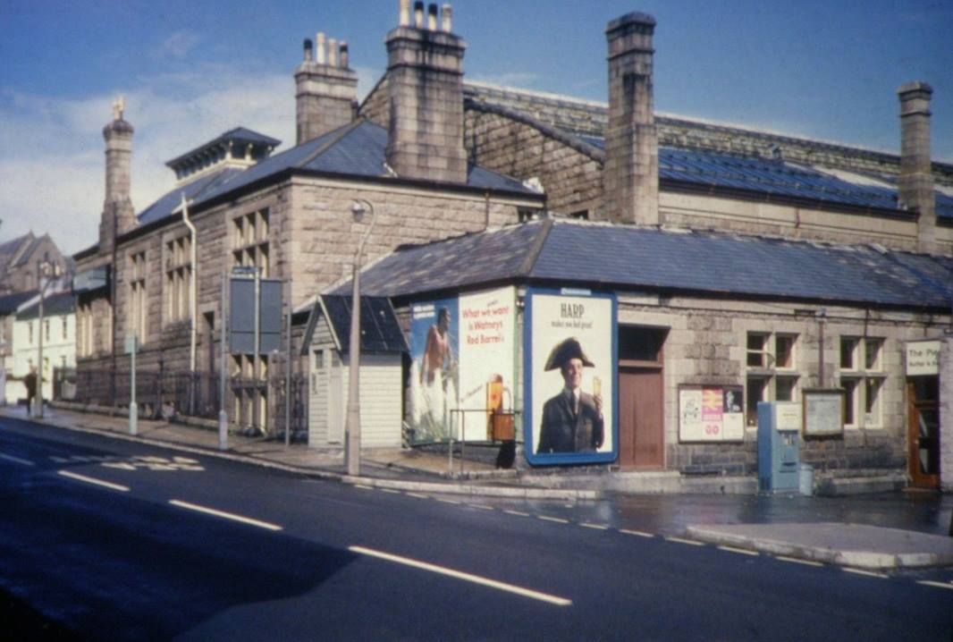 Penzance Railway Station 1968.jpg