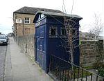 150px-Police_telephone_box,_Northgate,_Almondbury_-_geograph.org.uk_-_731516.jpg