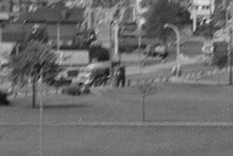 K41--Becontree Heath Box from Civic Centre--1966--Blowup.JPG