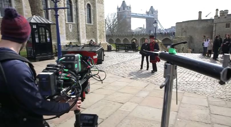 Day of the Doctor - Making of Clip 4.JPG