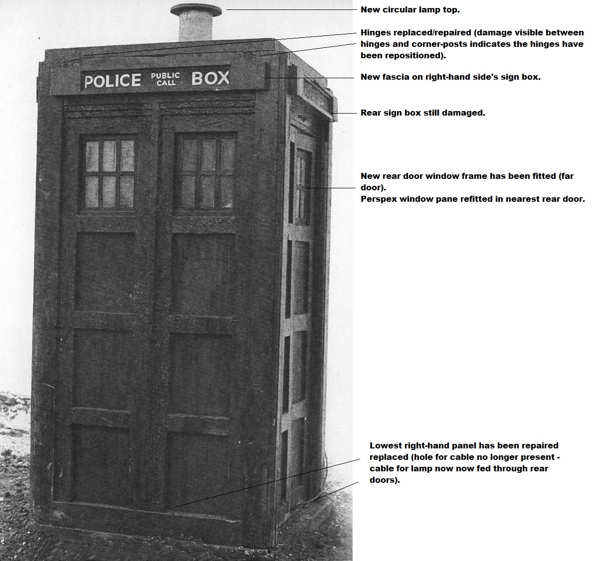 seeds of doom tardis right and rear with notes.jpg