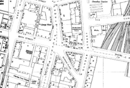 Buchanan_Street_Box-A19-OS_Map(1966).jpg