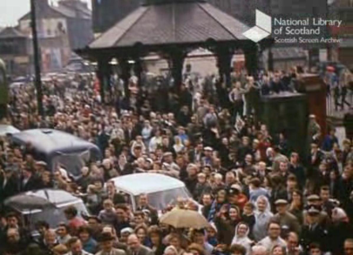 Bridgeton Cross (C4) - LastTrams-1962-2.JPG