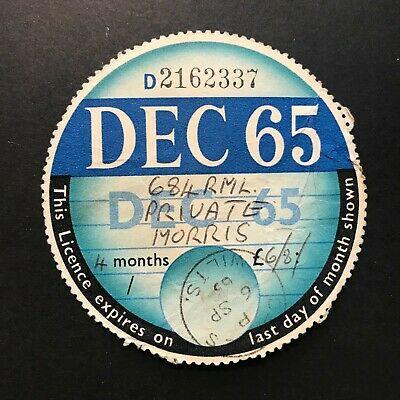 Vintage-tax-disc-December-1965-Morris-display.jpg