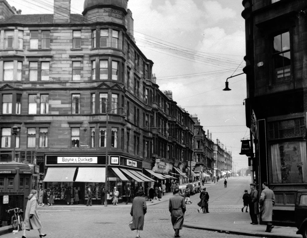 B39 Partick Cross, Glasgow (1955).jpg
