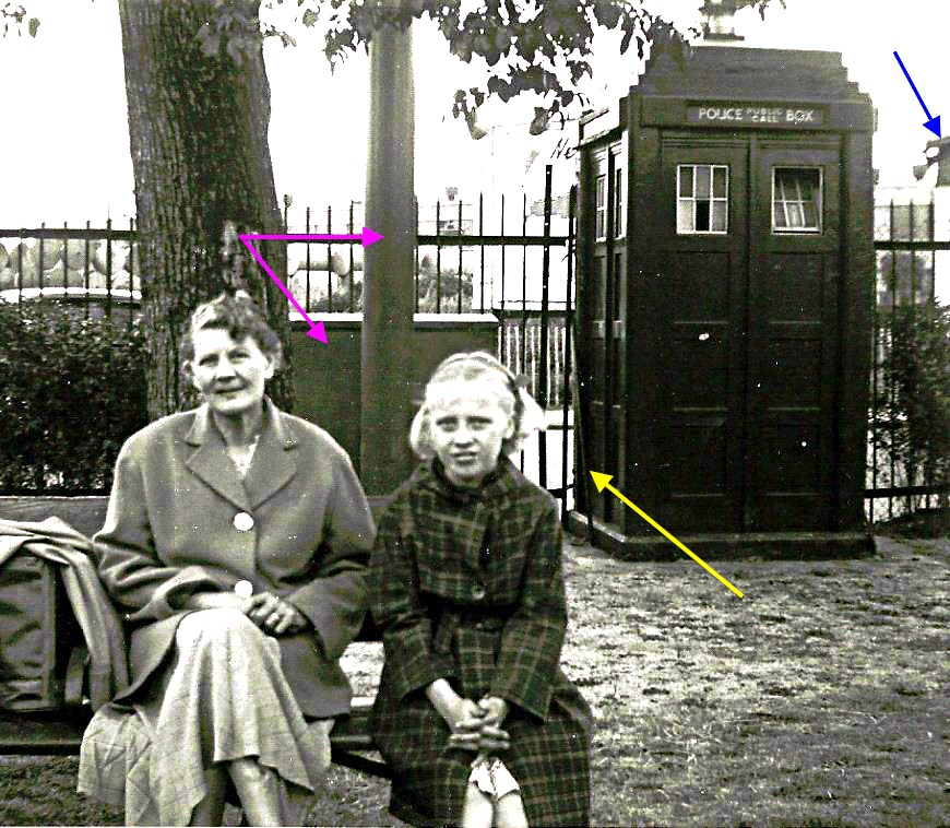 Possibly Park in Hastings (per girl in pic - Tina Onions) - Coronation Day 1953--Enhanced.jpg