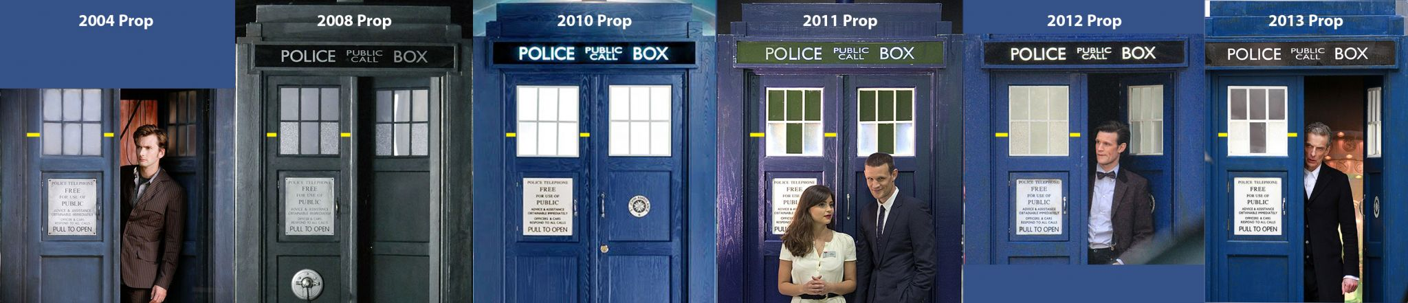 New Series TARDIS Front Doors Comparison.jpg
