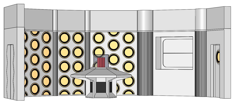 Season 18-20 TARDIS Console Room Assembly_006.JPG