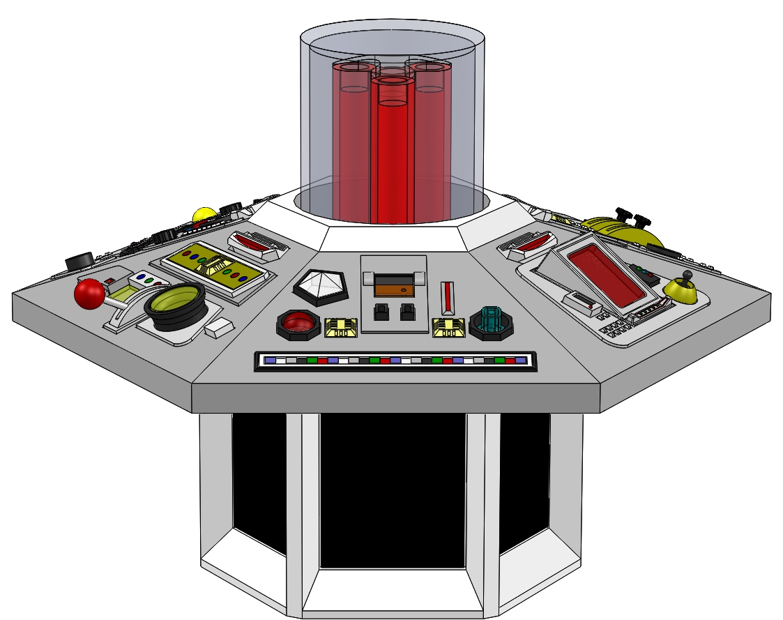MkIV Console Complete Console Assembly and Controls_001.JPG