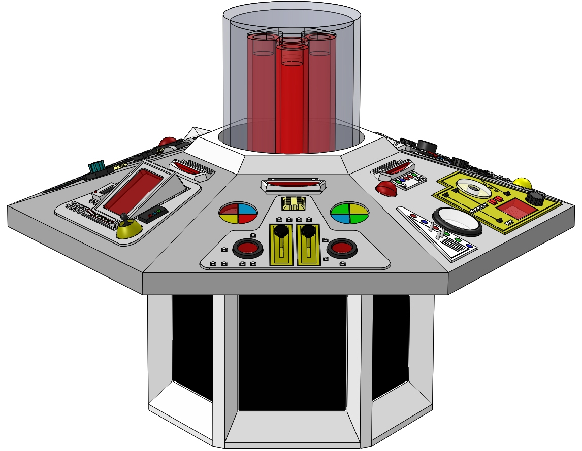 MkIV Console Complete Console Assembly and Controls_005.JPG
