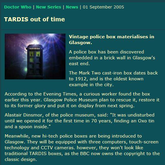 Article - September 1st 2006.JPG
