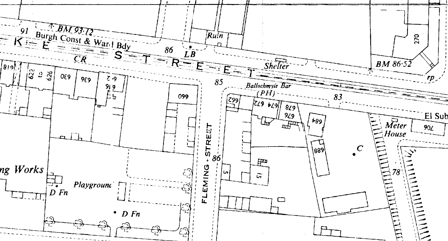C31--Glasgow Mark 2-Fleming St at Duke St--1951-1954 OS Map Extract 1-1250.png