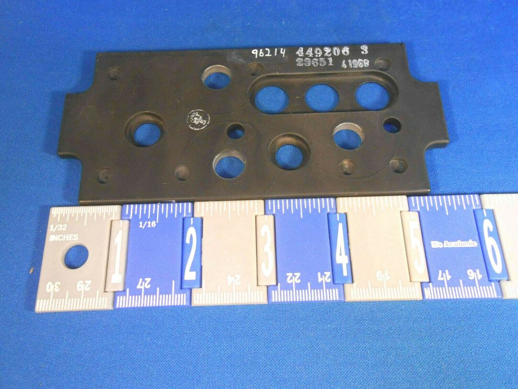 449206-3 TEXAS INSTRUMENT LIGHTED CONTROL PANEL NEW OLD STOCK 02.jpg