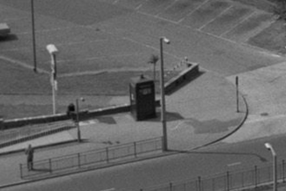 K19--Moby Dick Roundabout, Chadwell Heath--1967--Pic 2--Blowup.JPG