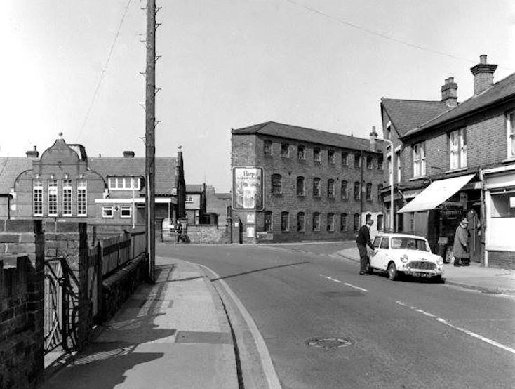 Desbrough Road Junction with Green Street [c1965].jpg