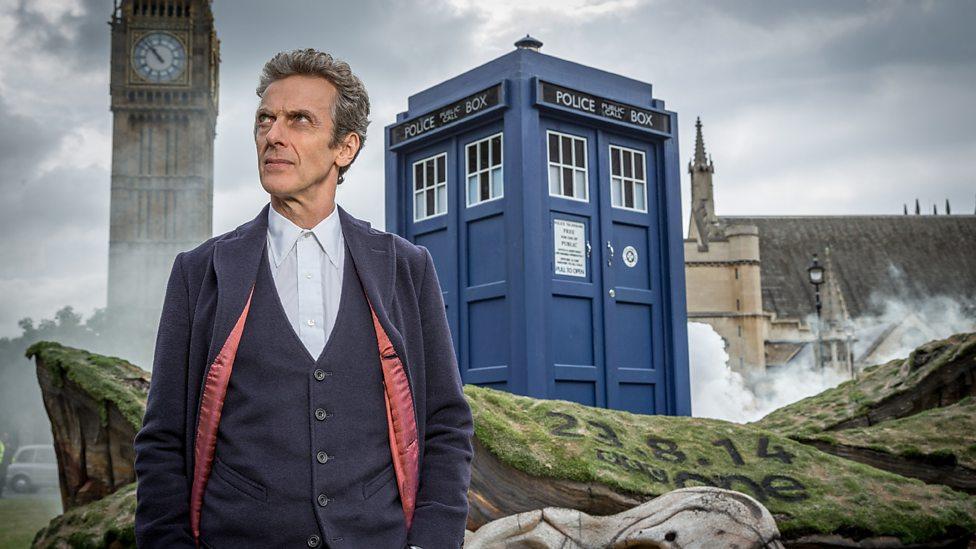 Series 8 The TARDIS crash lands in Parliament Square p0258hm5.jpg
