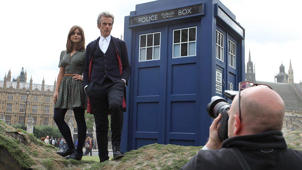 Series 8 The TARDIS crash lands in Parliament Square p0258hq6.jpg