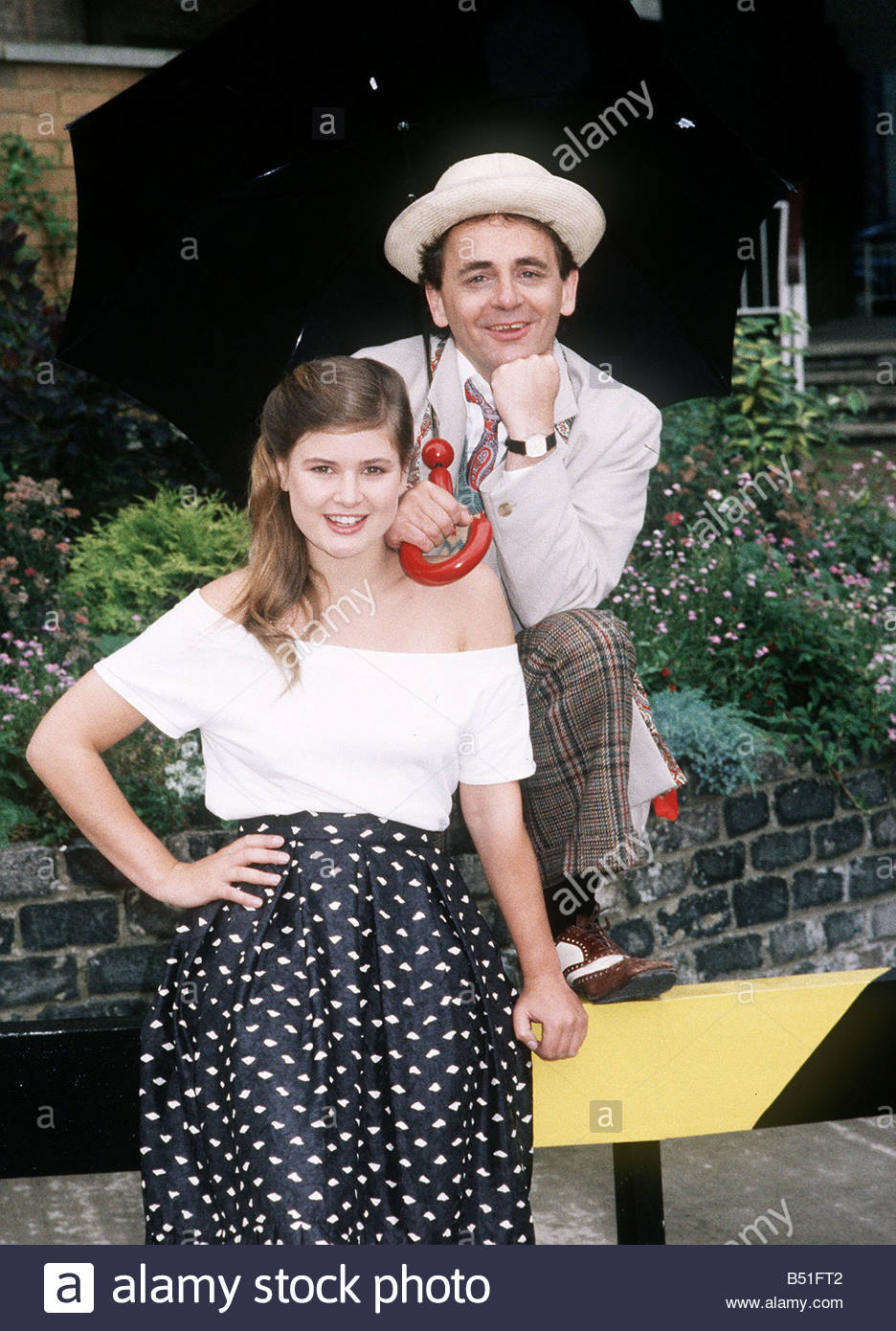 actress-sophie-aldred-who-played-the-companion-ace-next-to-doctor-B51FT2.jpg