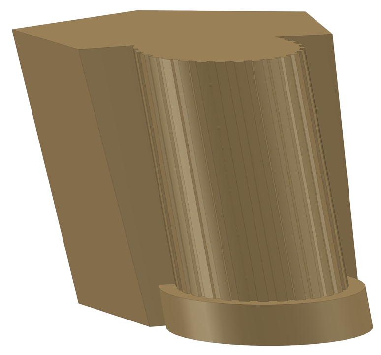 16_Custom 7th Doctor Console Room_Wall 2 Pillar Bottoms_5 inch_190801.jpg