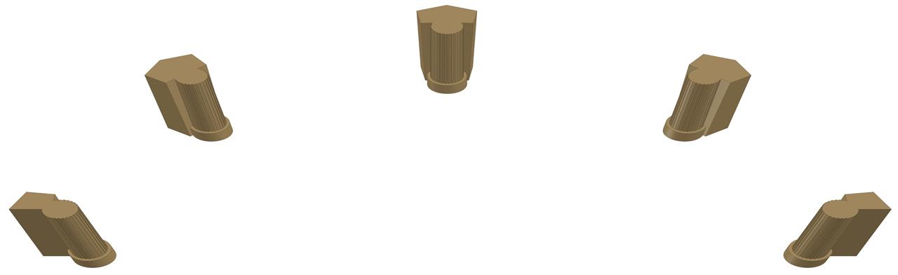 17_Custom 7th Doctor Console Room_Wall 2 Pillar Bottoms_5 inch_190801.jpg